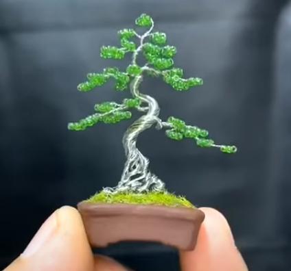 wire to make bonsai