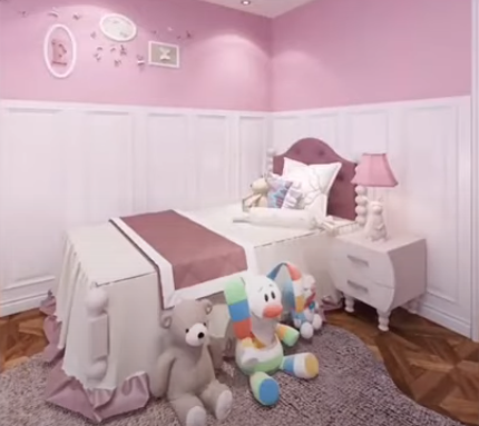 kids' room design for living